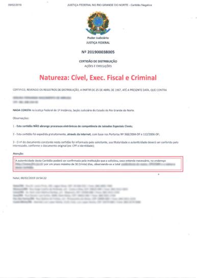 Civil Certificate Portuguese to English